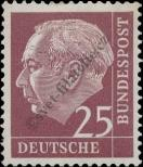 Stamp Germany Federal Republic Catalog number: 186