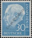 Stamp Germany Federal Republic Catalog number: 187