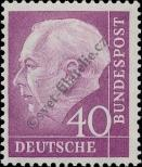 Stamp Germany Federal Republic Catalog number: 188