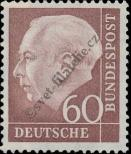 Stamp Germany Federal Republic Catalog number: 190