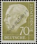 Stamp Germany Federal Republic Catalog number: 191