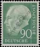 Stamp Germany Federal Republic Catalog number: 193