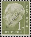 Stamp Germany Federal Republic Catalog number: 194