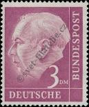 Stamp Germany Federal Republic Catalog number: 196