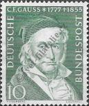 Stamp Germany Federal Republic Catalog number: 204