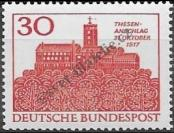 Stamp Germany Federal Republic Catalog number: 544