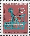 Stamp Germany Federal Republic Catalog number: 546