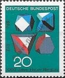 Stamp Germany Federal Republic Catalog number: 547