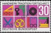 Stamp Germany Federal Republic Catalog number: 553
