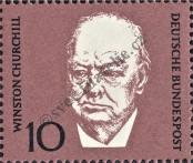Stamp Germany Federal Republic Catalog number: 554