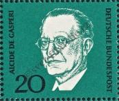 Stamp Germany Federal Republic Catalog number: 555