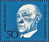 Stamp Germany Federal Republic Catalog number: 557
