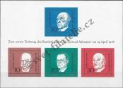 Stamp Germany Federal Republic Catalog number: B/4