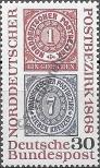 Stamp Germany Federal Republic Catalog number: 569