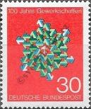 Stamp Germany Federal Republic Catalog number: 570