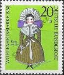 Stamp Germany Federal Republic Catalog number: 572