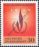 Stamp Germany Federal Republic Catalog number: 575