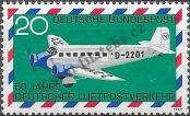 Stamp Germany Federal Republic Catalog number: 576