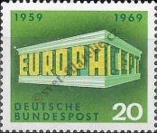 Stamp Germany Federal Republic Catalog number: 583