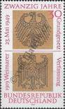 Stamp Germany Federal Republic Catalog number: 585