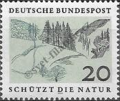 Stamp Germany Federal Republic Catalog number: 592