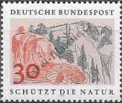 Stamp Germany Federal Republic Catalog number: 593