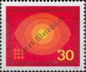 Stamp Germany Federal Republic Catalog number: 595