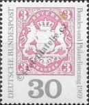 Stamp Germany Federal Republic Catalog number: 601