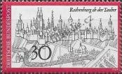 Stamp Germany Federal Republic Catalog number: 603