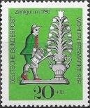 Stamp Germany Federal Republic Catalog number: 605