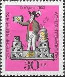 Stamp Germany Federal Republic Catalog number: 606