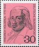 Stamp Germany Federal Republic Catalog number: 618