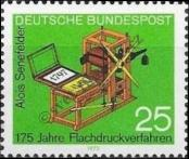 Stamp Germany Federal Republic Catalog number: 715