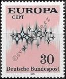 Stamp Germany Federal Republic Catalog number: 717