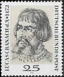 Stamp Germany Federal Republic Catalog number: 718