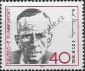 Stamp Germany Federal Republic Catalog number: 738
