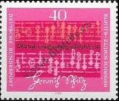 Stamp Germany Federal Republic Catalog number: 741