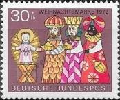 Stamp Germany Federal Republic Catalog number: 749