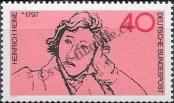 Stamp Germany Federal Republic Catalog number: 750