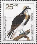 Stamp Germany Federal Republic Catalog number: 754