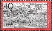 Stamp Germany Federal Republic Catalog number: 762