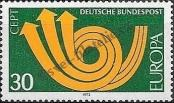 Stamp Germany Federal Republic Catalog number: 768