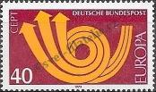 Stamp Germany Federal Republic Catalog number: 769