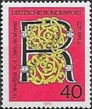 Stamp Germany Federal Republic Catalog number: 770