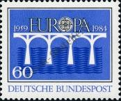 Stamp Germany Federal Republic Catalog number: 1210