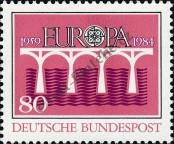 Stamp Germany Federal Republic Catalog number: 1211