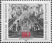 Stamp Germany Federal Republic Catalog number: 1307