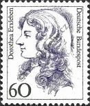 Stamp Germany Federal Republic Catalog number: 1332