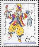 Stamp Germany Federal Republic Catalog number: 1349