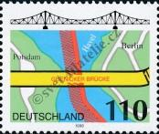 Stamp Germany Federal Republic Catalog number: 1967